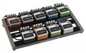Hardwire pedalboard